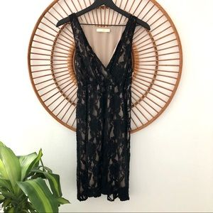Urban Outfitters Pins and Needles Lace Mini Dress